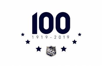 Logotype 100e anniversaire