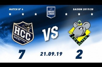 Embedded thumbnail for HC La Chaux-de-Fonds – EHC Olten (7-2)