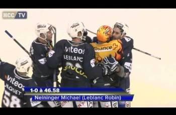 Embedded thumbnail for HC La Chaux-de-Fonds - SC Langenthal (3-1)