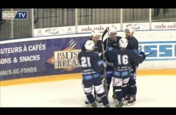Embedded thumbnail for HC La Chaux-de-Fonds - HC Biasca Ticino Rockets (3-1)