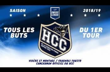 Embedded thumbnail for HCC 18-19 /Tous les buts du 1er Tour)