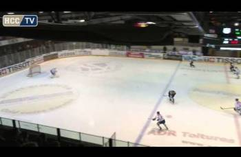 Embedded thumbnail for HC La Chaux-de-Fonds - GCK Lions (6-2)
