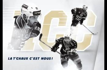 Embedded thumbnail for HC La Chaux-de-Fonds - HC Red-Ice (5-4)