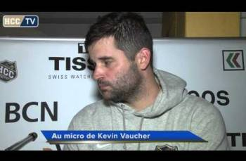 Embedded thumbnail for HCC TV Interview d'après match de Loïc Burkhalter Capitaine du HC La Chaux-de-Fonds