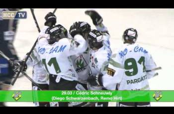 Embedded thumbnail for HC La Chaux-de-Fonds - EHC Olten (6-5)