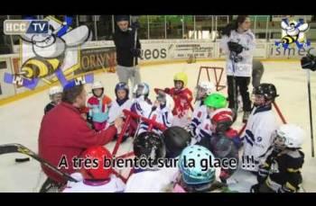 Embedded thumbnail for Viens nous retrouver à l'Ecole de Hockey du HCC