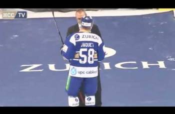 Embedded thumbnail for 1/8 de Finale de la Coupe Suisse HC La Chaux-de-Fonds - HC Ambri-Piotta (2-3) TB
