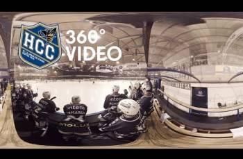 Embedded thumbnail for Chapitre 3 - Le banc des joueurs - Vidéo 360°