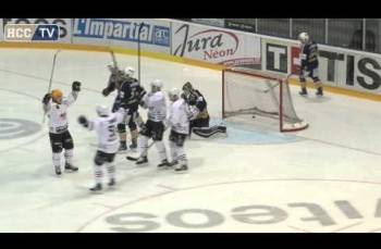 Embedded thumbnail for HC La Chaux-de-Fonds - HC Red-Ice (4-2)