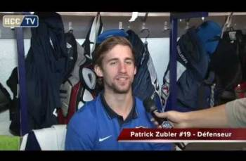 Embedded thumbnail for Patrick Zubler à l'interview