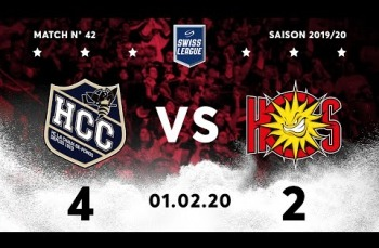 Embedded thumbnail for HC La Chaux-de-Fonds – HC Sierre (4-2)