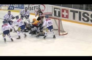 Embedded thumbnail for HC La Chaux-de-Fonds - GCK Lions (4-3) AP