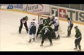 Embedded thumbnail for HC La Chaux-de-Fonds - EHC Olten (2-3)