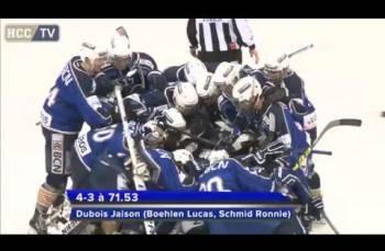 Embedded thumbnail for HC La Chaux-de-Fonds - ZSC Lions (4-3) ap