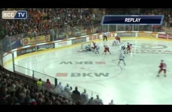 Embedded thumbnail for SCL Tigers - HC La Chaux-de-Fonds (8-3)