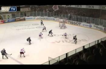 Embedded thumbnail for HC La Chaux-de-Fonds - Lausanne HC (1-6)