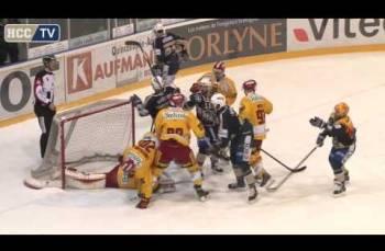 Embedded thumbnail for HC La Chaux-de-Fonds - SCL Tigers (4-6)