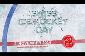 Embedded thumbnail for Swiss Ice Hockey Day 2014 au HCC