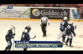 Embedded thumbnail for HC La Chaux-de-Fonds - GAMYO Epinal (3-1)