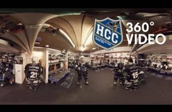 Embedded thumbnail for Chapitre 4 - Dans les vestiaires - Vidéo 360°
